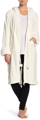 Tahari Sculpted Plush Robe