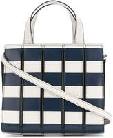 Max Mara striped tote