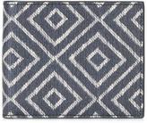 Salvatore Ferragamo chevron detail wallet