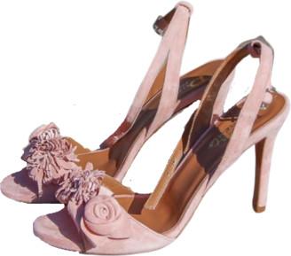 Portamento - Marylan Pink Stiletto - 36 - Pink