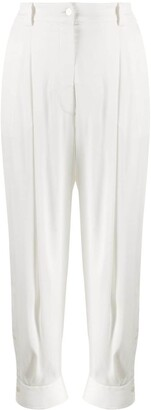 Emilio Pucci Button Tapered Trousers