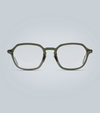 Christian Dior Disappear square-frame glasses
