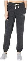 Nike NSW Gym Vintage Pants (Black/Sail) Women's Casual Pants
