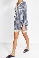 Cool Change Fringe Tunic