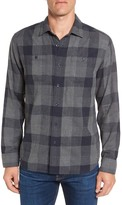 Grayers Chatsworth Slim Fit Plaid Double Woven Sport Shirt