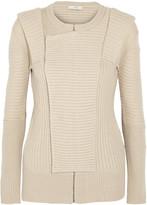 IRO Stella chunky-knit wool cardigan