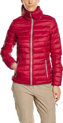 Stedman Apparel Women's Active Padded Quilted Long Sleeve Jacket