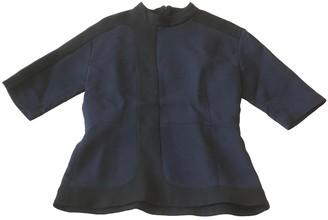 Marni Navy Wool Tops