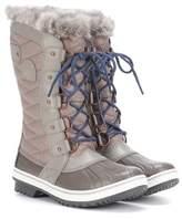 Sorel Tofino II fur-lined boots