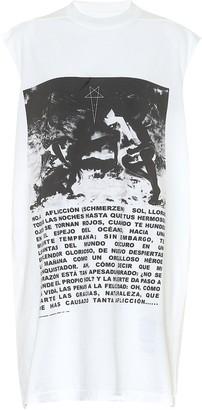 Rick Owens DRKSHDW cotton T-shirt