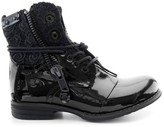 Bunker Zip Leather Ankle Boots