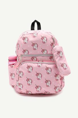 Ardene Unicorn Laptop Backpack