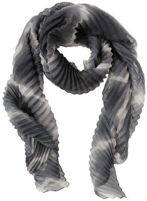 Innovare Made in Italy F5068-S6EP41 - H6826 Pleated Tie-Dye Scarf