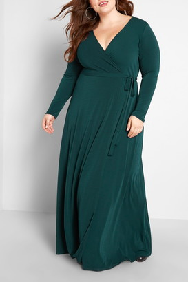 ModCloth Say Yes to Timeless Maxi Dress