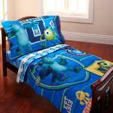 "Disney Monsters University"" 4-Piece Toddler Bedding Set"