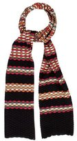 M Missoni Knit Scarf