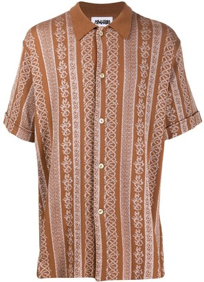 Magliano Panelled Loose-Fit Shirt