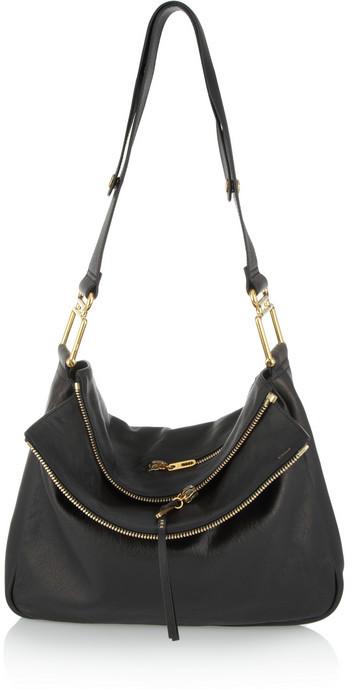 Chloé Vanessa leather shoulder bag