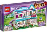 Lego Friends Stephanie`s House 41314