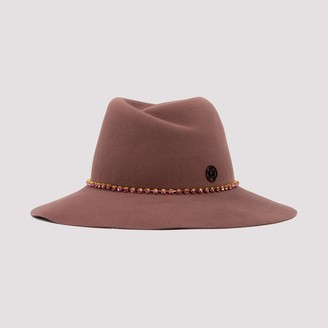 Maison Michel Virginie Fedora Hat
