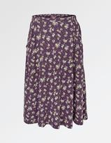 Fat Face Millie Teatime Floral Skirt