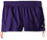 Puma Women's Wt Woven Gym Shorts