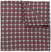 Dsquared2 geometric pattern pocket square