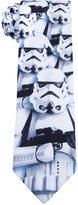 Star Wars Storm Troopers Army Men's Tie