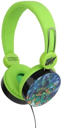 VIVITAR Teenage Mutant Ninja Turtles Kids Safe Headphones