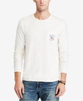 Polo Ralph Lauren Men's Custom Slim Fit Long-Sleeve T-Shirt