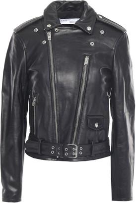 IRO Letto Leather Biker Jacket