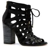 Drew Cage Heels- Black