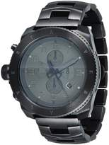 Vestal Men's RES005 Restrictor All Gunmetal Chronograph Dive Watch