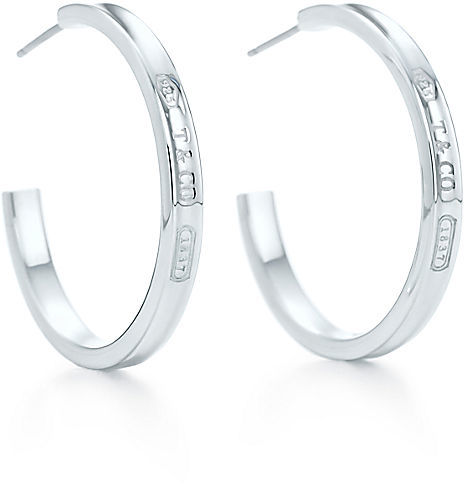 Tiffany & Co. 1837®:Hoop Earrings