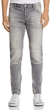 G Star 5620 3D Slim Fit Jeans in Ultra Light Aged