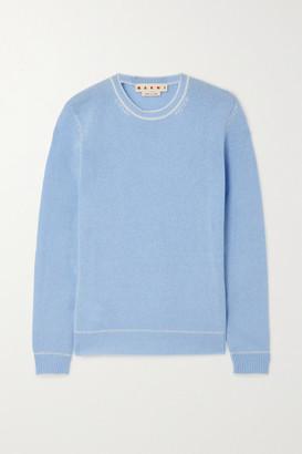 Marni Cashmere Sweater - Light blue