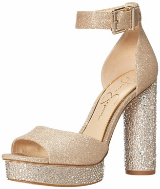 Jessica Simpson Women's Everyn2 Heeled Sandal