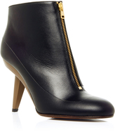 Marni Ankle Boot with Sculpted Heel