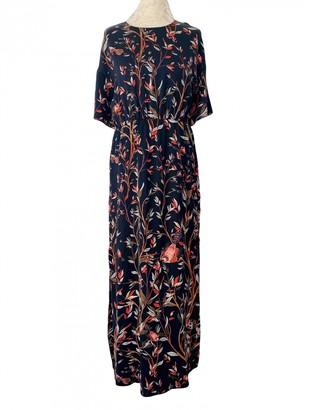 Dagmar Black Silk Dress for Women