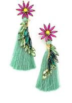 Elizabeth Cole Tiarra Earrings