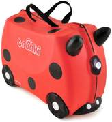 Trunki The Original Ride-On Suitcase NEW, Harley (Red)