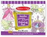 Melissa & Doug Jumbo Coloring Pad Princess and Fairy