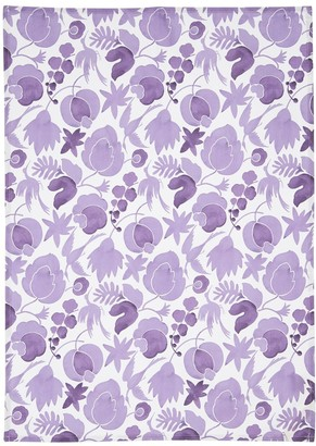 La DoubleJ Wildbird Viola Tea Towel