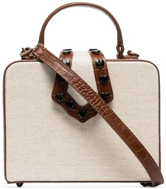 MEHRY MU mini Linn box bag