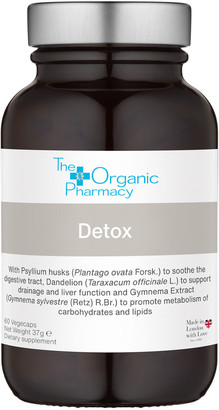 The Organic Pharmacy Detox 60 Capsules
