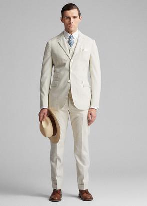Ralph Lauren Striped Seersucker Suit Jacket