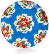 Certified International Frida Blue Melamine Salad Plate