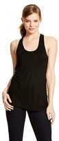 Mossimo Women's Burnout Tank with Pocket