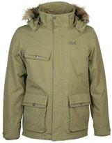 Jack Wolfskin Nova Scotia Ii Texapore Outdoor Jacket Burnt Olive