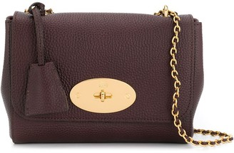 Mulberry Lily crossbody bag